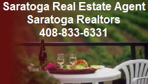 Real Estate Agent Saratoga - Realtor Saratoga CA