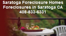 Foreclosure Homes for sale in saratoga ca mls search